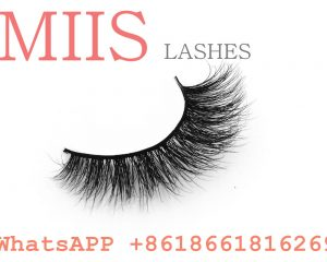 false eyelashes box