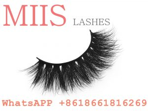 3d mink lashes with custom