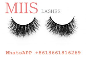3d mink eyelashes custom